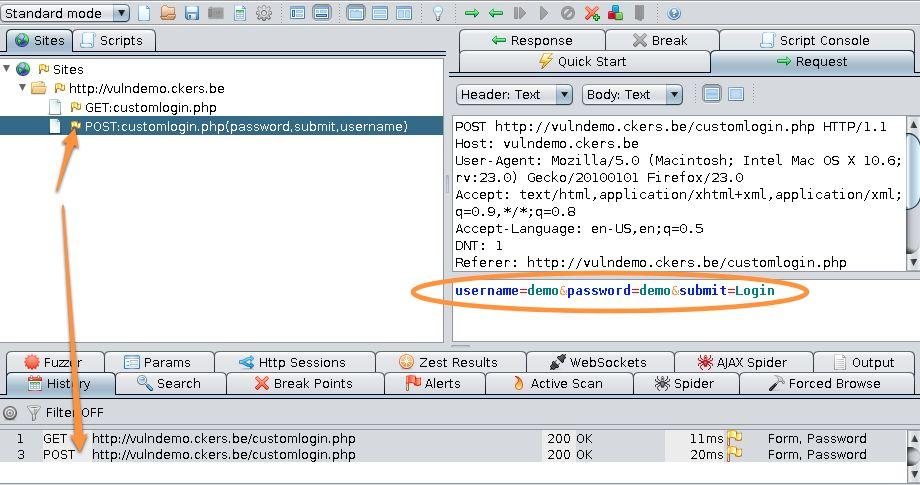 Password attacks against http web forms - Koen Van Impe