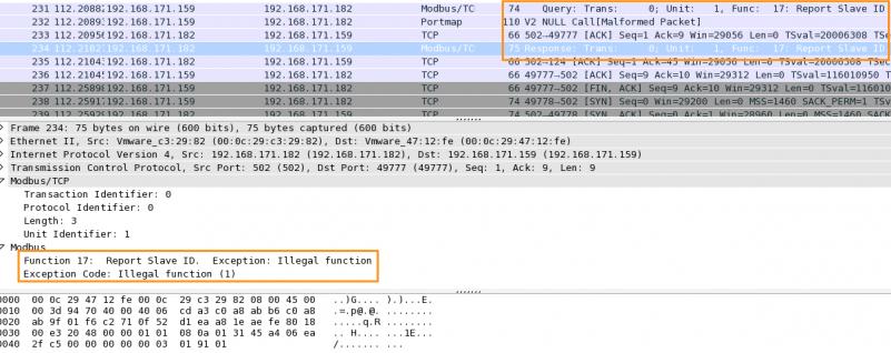 Introduction to Modbus TCP traffic - Koen Van Impe - vanimpe eu