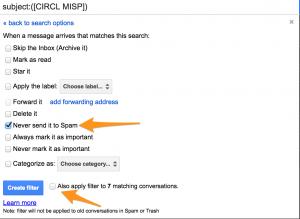 Gmail-nospam